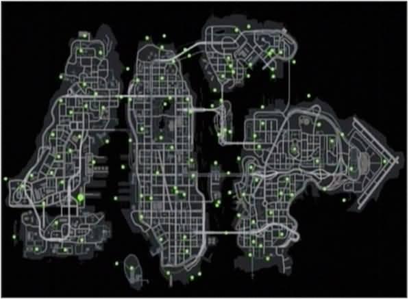 Trucos Mapas Y Dem 225 S Para Grand Theft Auto 4 Zurloan