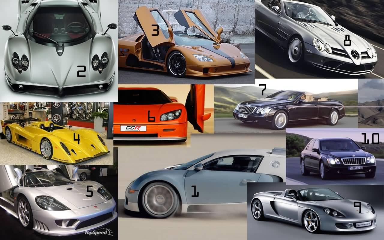 10 autos: