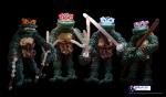 Las tortuga Ninja!