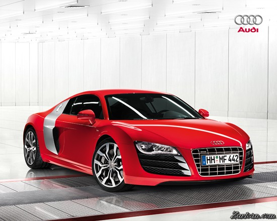 car and driver grand prix audi r8 el deportivo m s versatil de la marca. Black Bedroom Furniture Sets. Home Design Ideas