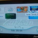 Paso 2:Canal Tienda Wii