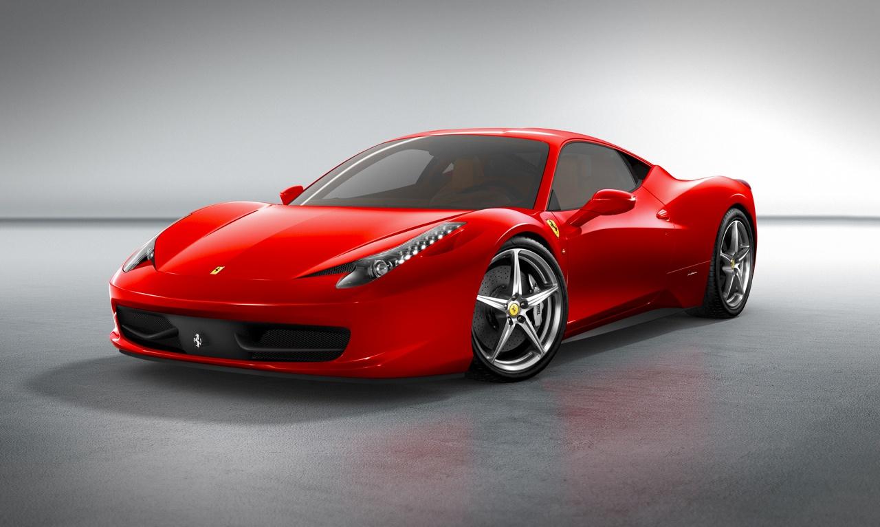 El Ferrari 458 Italia El Nuevo Corsel Italiano Zurloan